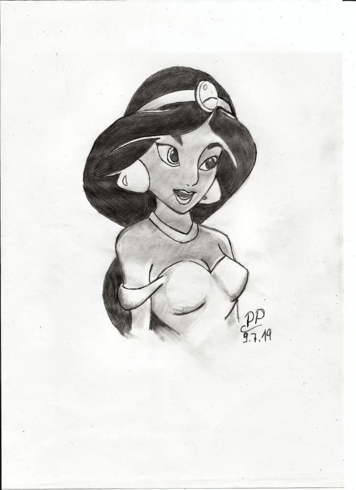 Jasmine by Patoux